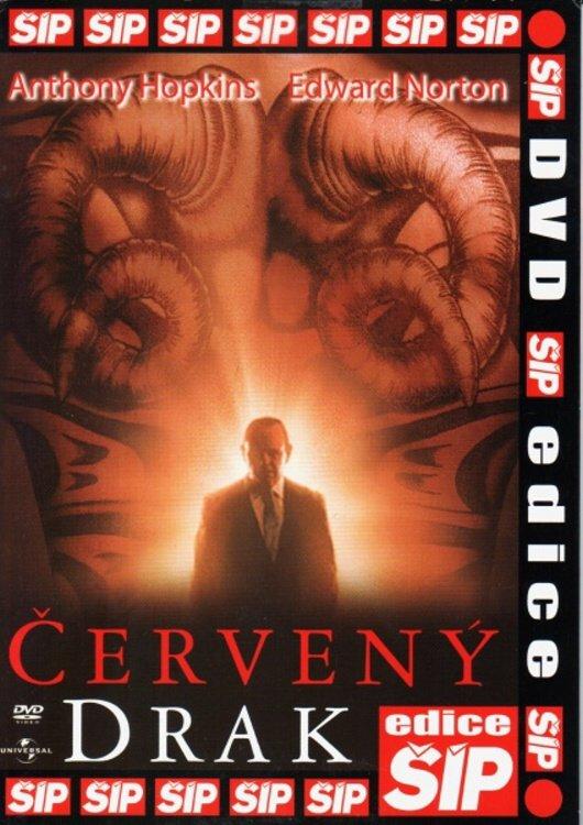 Červený drak (DVD) (papírový obal)