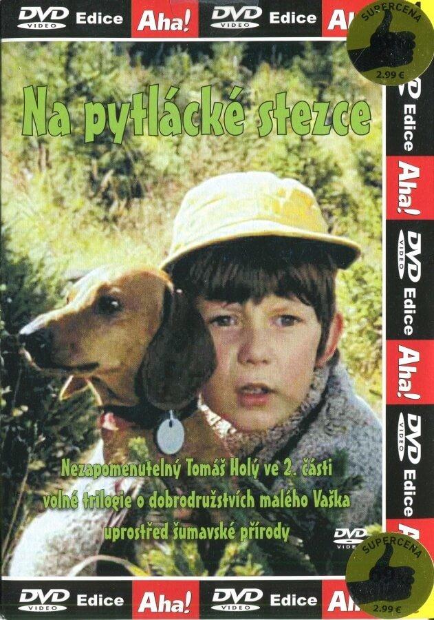 Na pytlácké stezce (DVD) (papírový obal)