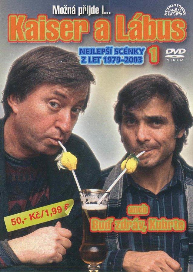 Možná přijde i… Kaiser a Lábus 1 (DVD) (papírový obal)
