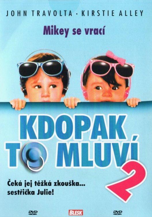 Kdopak to mluví 2 (DVD) (papírový obal)
