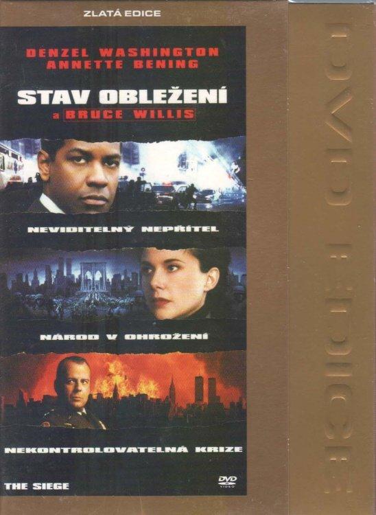 Stav obležení (DVD) - digipack