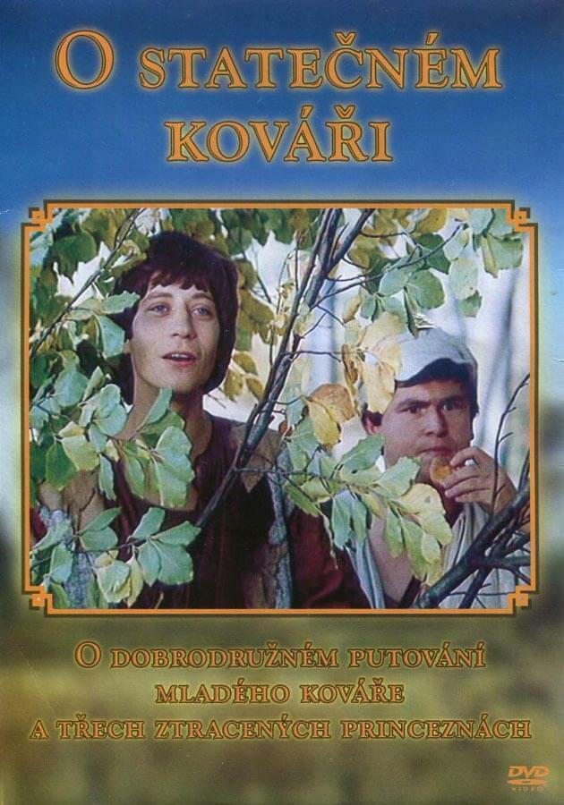 O statečném kováři (DVD) (papírový obal)