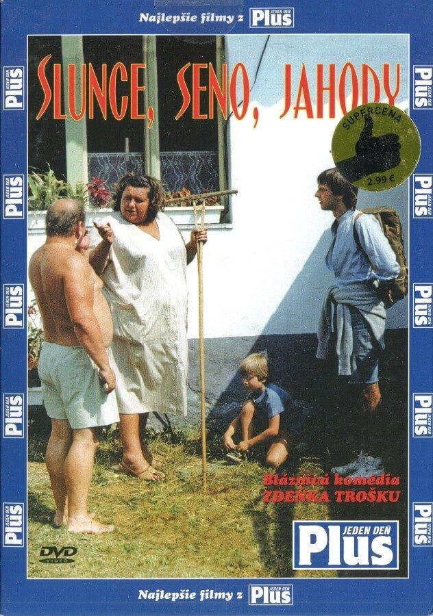 Slunce, seno, jahody (DVD) (papírový obal)