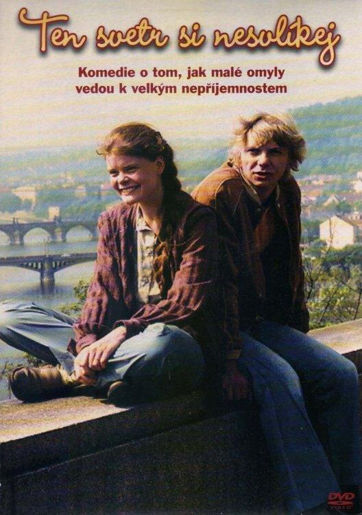 Ten svetr si nesvlíkej (DVD) (papírový obal)
