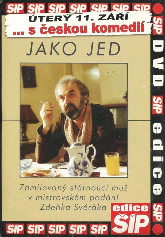 Jako jed (DVD) (papírový obal)