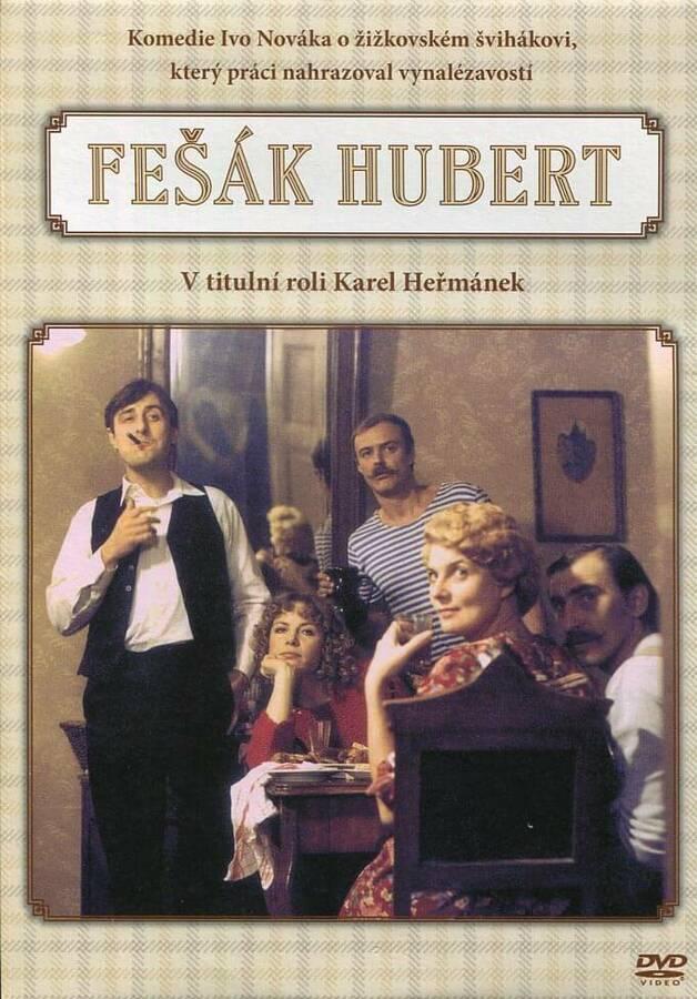 Fešák Hubert (DVD) (papírový obal)