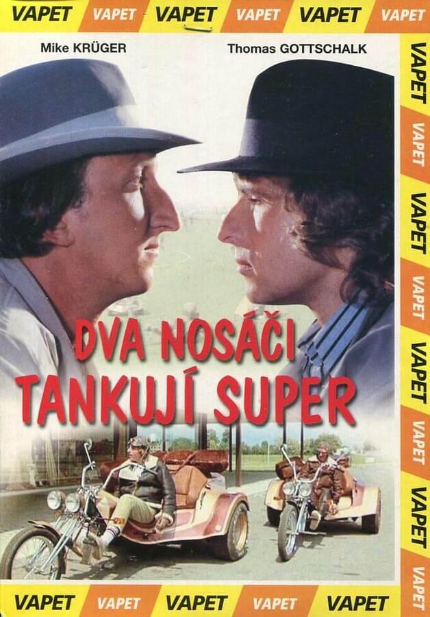 Dva nosáči tankují super (DVD) (papírový obal)