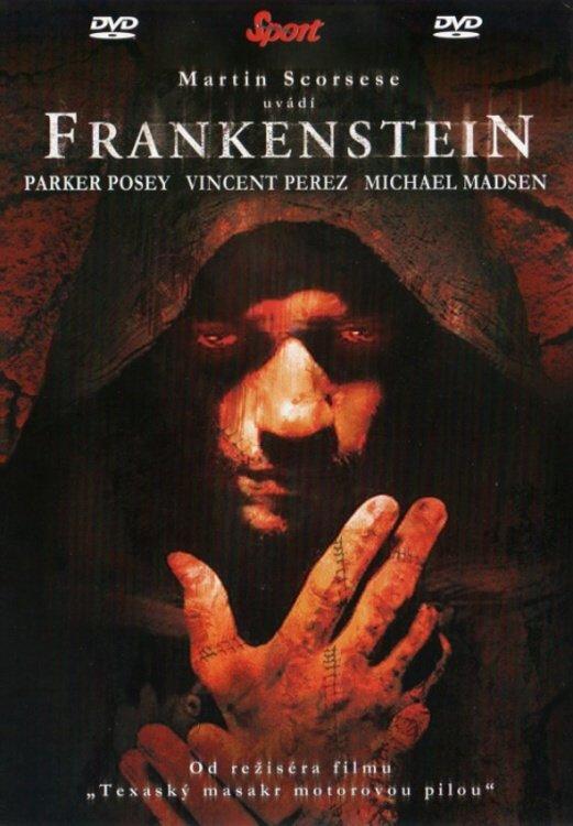 Frankenstein (DVD) (papírový obal)