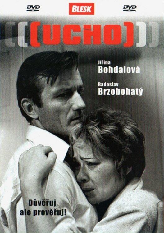 Ucho (DVD) (papírový obal)