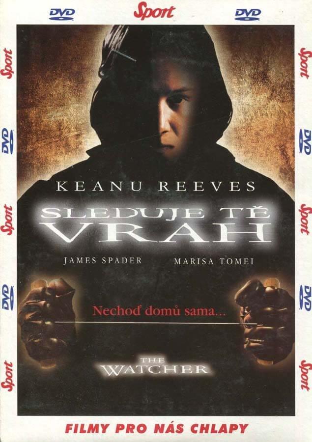 Sleduje tě vrah (DVD) (papírový obal)