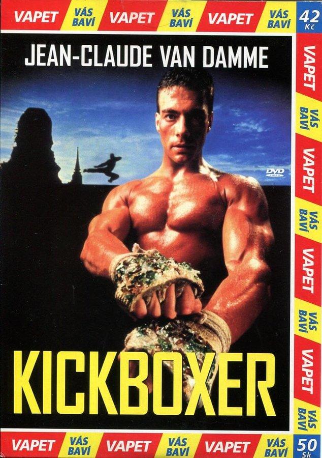 Kickboxer (DVD) (papírový obal)