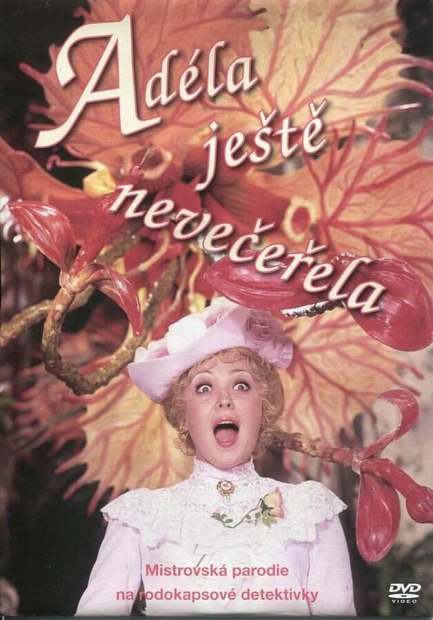 Adéla ještě nevečeřela (DVD) (papírový obal)