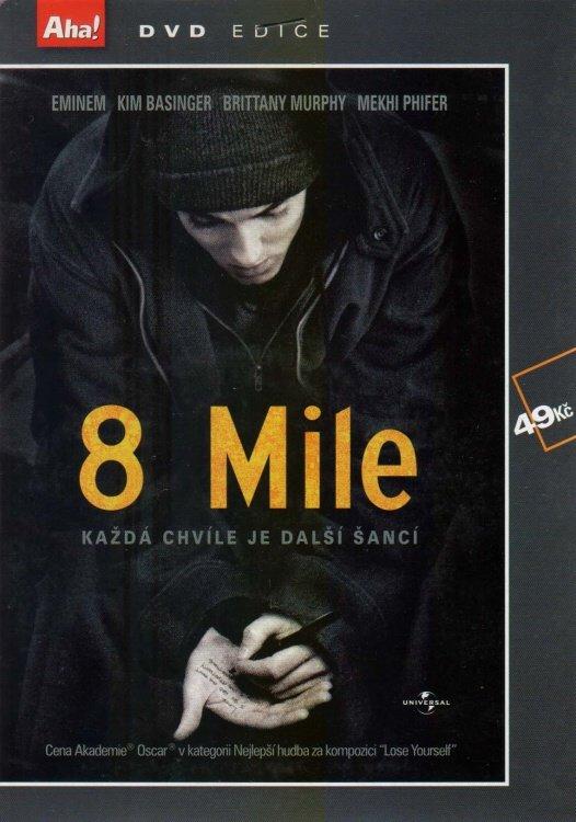 8 Mile (DVD) (papírový obal)