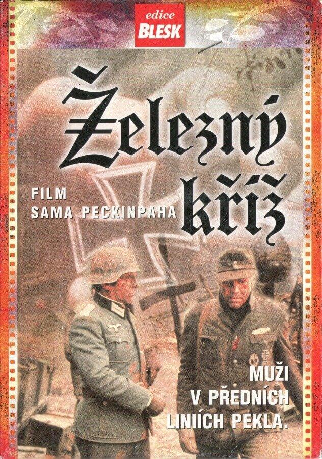 Železný kříž (DVD) (papírový obal)