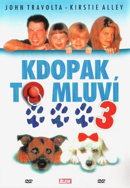 Kdopak to mluví 3 (DVD) (papírový obal)