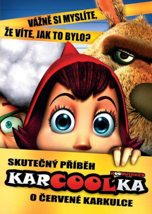 Karcoolka (DVD) (papírový obal)