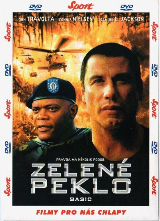 Zelené peklo (DVD) (papírový obal)