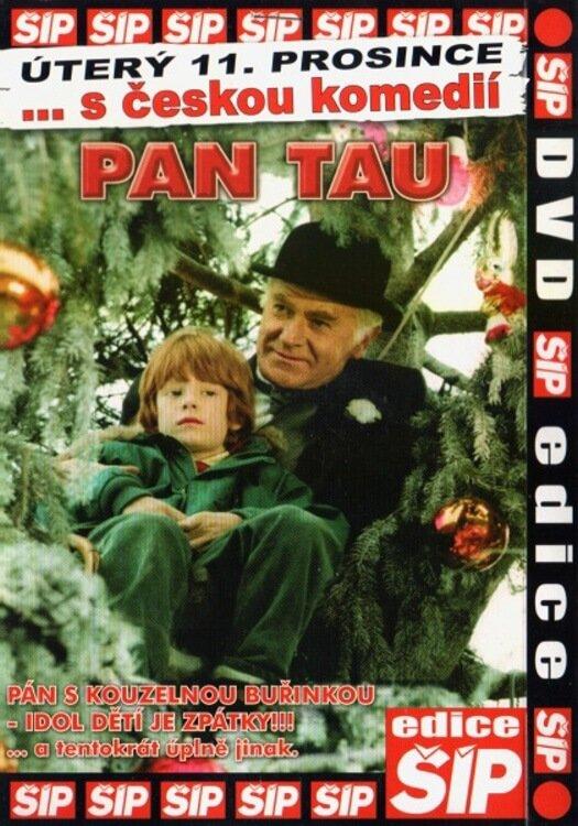 Pan Tau (DVD) (papírový obal)