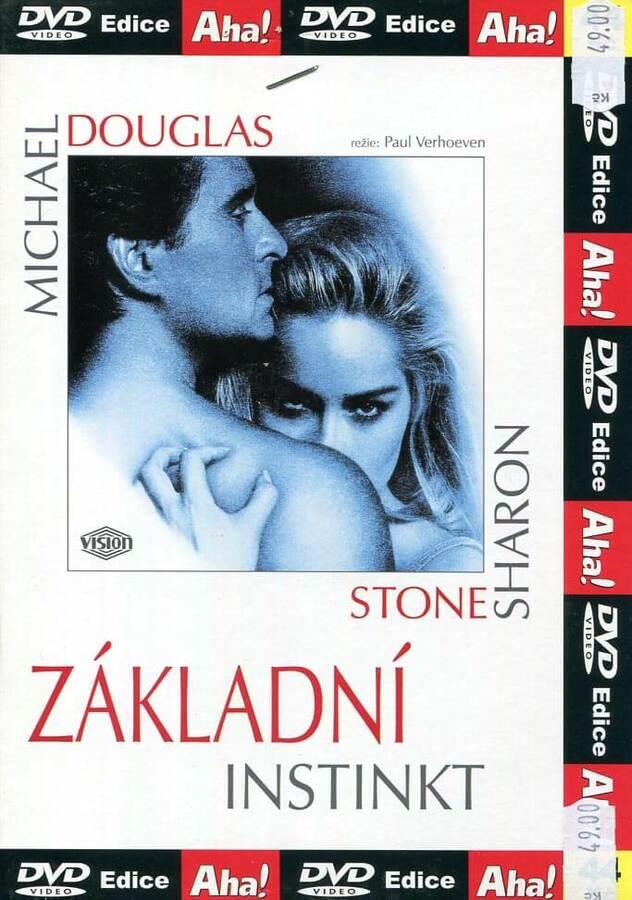 Základní instinkt (DVD) (papírový obal)