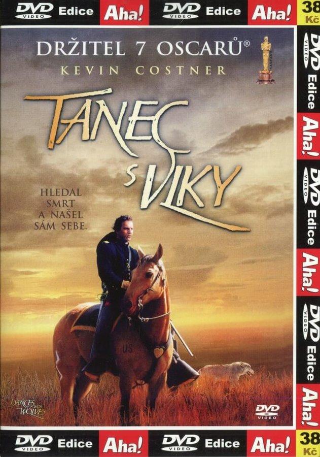 Tanec s vlky (DVD) (papírový obal)