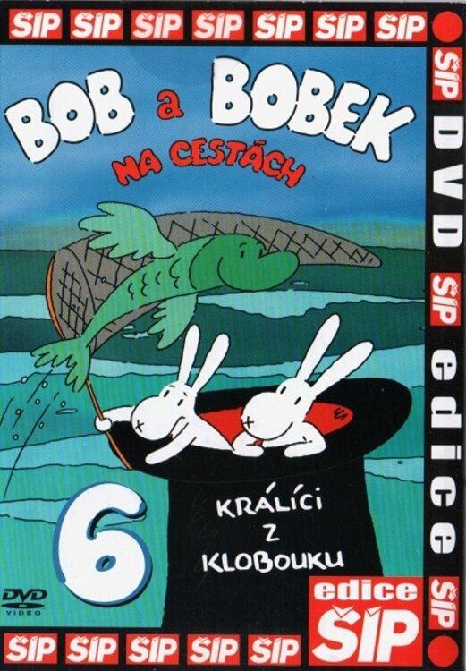 Bob a Bobek 6 (DVD) (papírový obal)