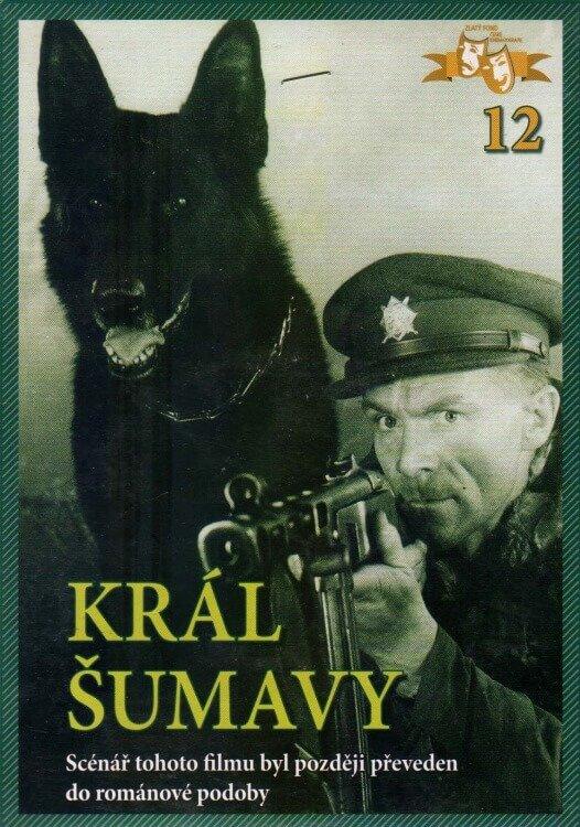 Král Šumavy (DVD) (papírový obal)