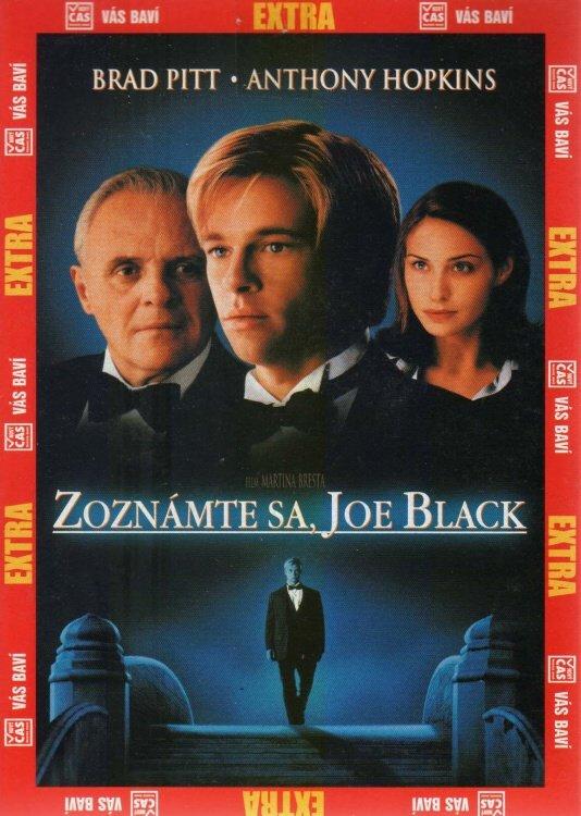 Seznamte se, Joe Black (DVD) (papírový obal)