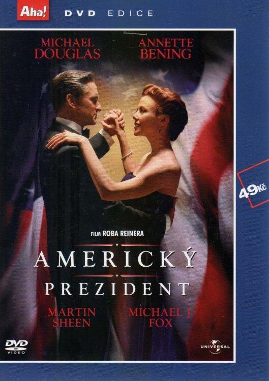 Americký prezident (DVD) (papírový obal)