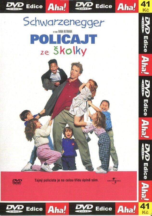 Policajt ze školky (DVD) (papírový obal)