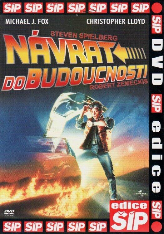 Návrat do budoucnosti (DVD) (papírový obal)