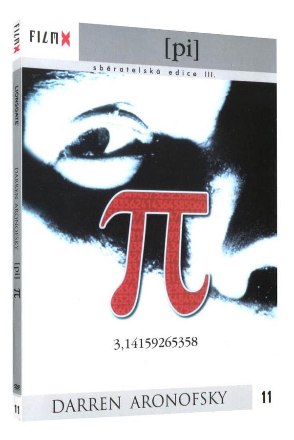 Pí (DVD) - edice Film X