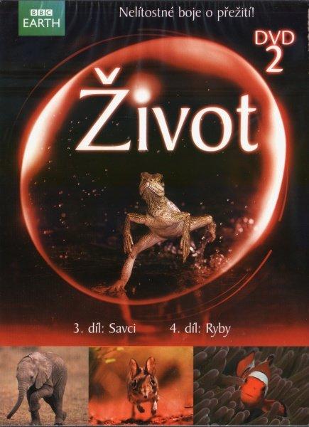 Život - DVD 2 (Savci, Ryby) - BBC