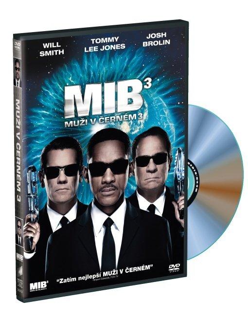 Muži v černém 3 (DVD)