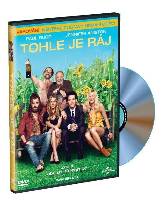 Tohle je ráj (DVD)