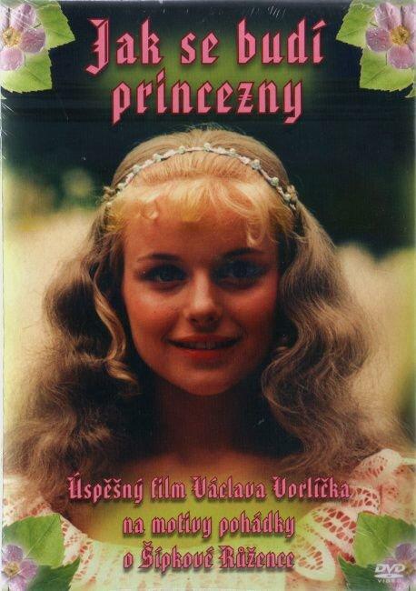Jak se budí princezny (DVD) (papírový obal)