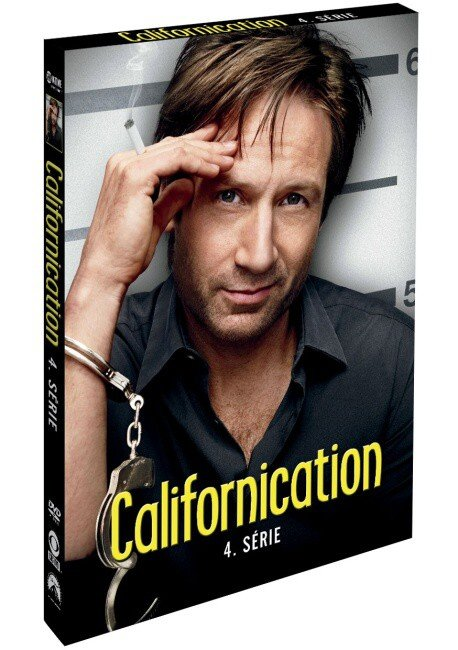 Californication - 4. série - 2xDVD
