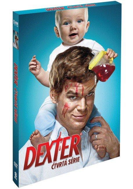 Dexter - 4. série - 3 DVD