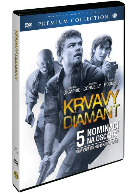 Krvavý diamant (DVD) - Premium Collection