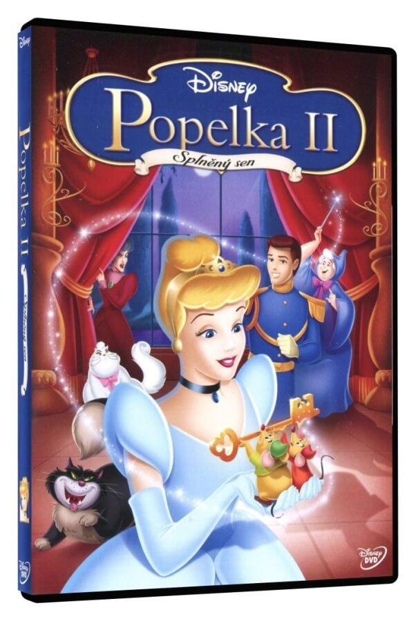 Popelka 2: Splněný sen SE (DVD)