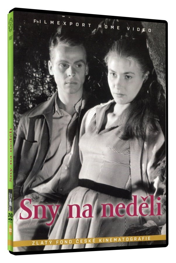 Sny na neděli (DVD)