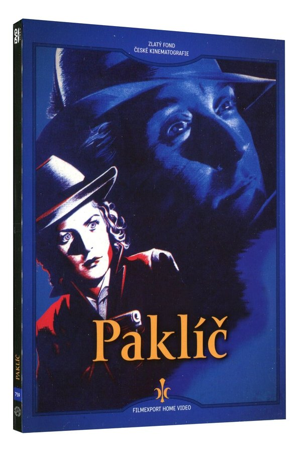 Paklíč (DVD) - digipack