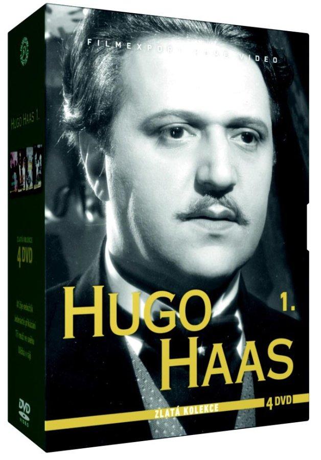 Hugo Haas 1 - kolekce - 4xDVD