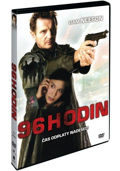 96 hodin (DVD) - kino verze