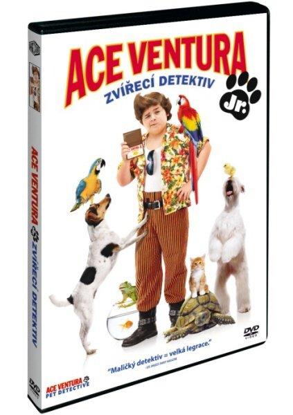 Ace Ventura Junior: Zvířecí detektiv (DVD)