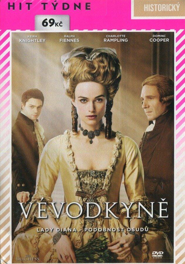 Vévodkyně (DVD) (papírový obal)