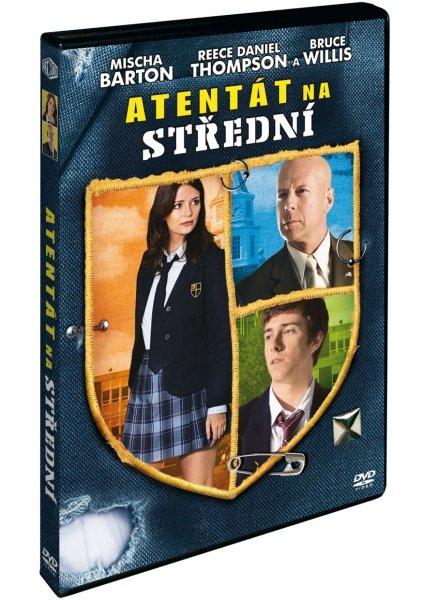 Atentát na střední (DVD)