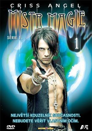 Criss Angel - Mistr magie 1. série - 1+2+3+4+5+6. díl - kolekce - 6xDVD (papírový obal)