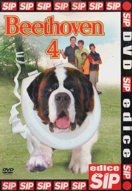 Beethoven 4 (DVD) (papírový obal)