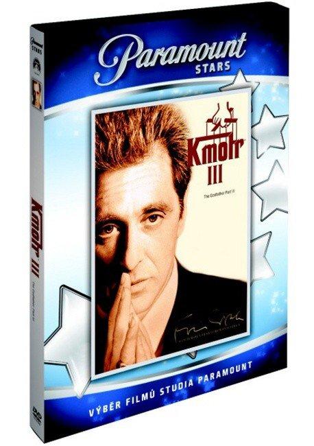 Kmotr 3 (DVD) - Bomba AKCE za 99 kč