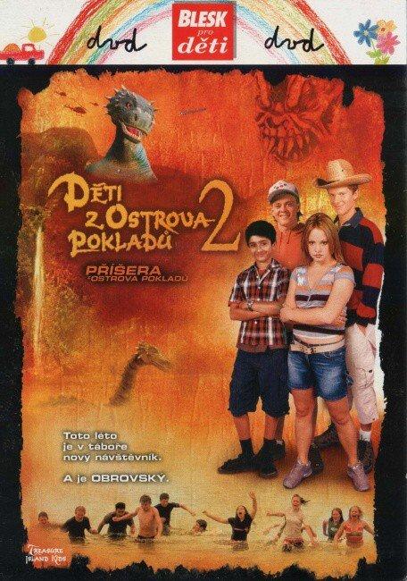 Děti z ostrova pokladů 2 - Příšera z ostrova pokladů (DVD) (papírový obal)